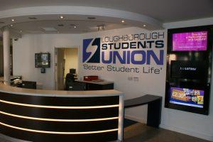 Students Union reception